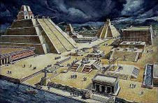 Kiến trúc cổ Maya. Ảnh: báo Kiến thức