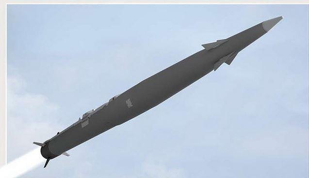 Tên lửa Sky Sniper của Israel. Ảnh: ANTĐ