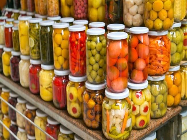 Thực phẩm đóng gói tiềm ẩn nhiều nguy cơ. Ảnh minh họa