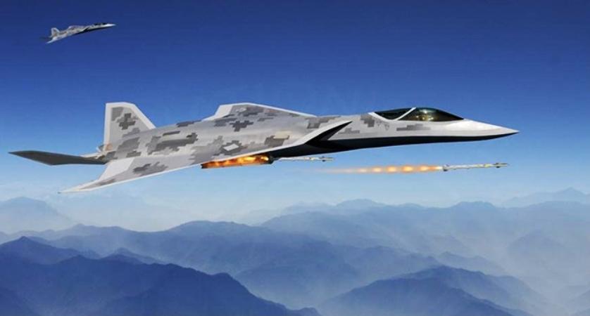 Máy bay thế hệ thứ 6 của Mỹ sẽ có thể đánh lừa được mọi hệ thống phòng không đối phương. Ảnh minh họa