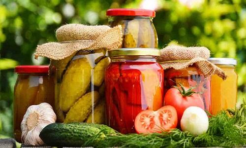 Thực phẩm muối chua được rất nhiều người yêu thích vì độ dòn, ngọt. Ảnh minh họa