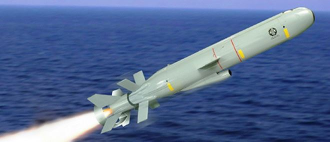 Tên lửa hành trình không đối đất Delilah của Isael đã tấn công Syria nhiều lần. Ảnh: ANTĐ