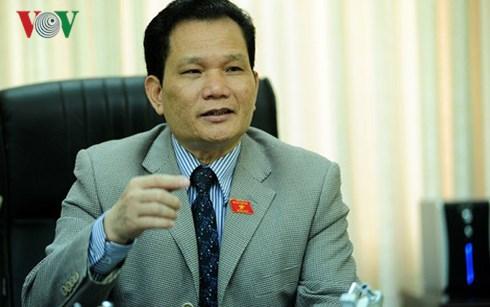 Ông Bùi Sỹ Lợi, phó Chủ nhiệm Ủy ban về các vấn đề xã hội của Quốc hội.