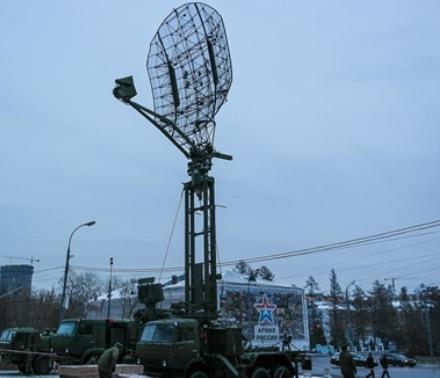 Hệ thống radar Kasta-2E2 là vũ khí của Nga chuyên đi 'bắt' tên lửa. Ảnh: Đất Việt