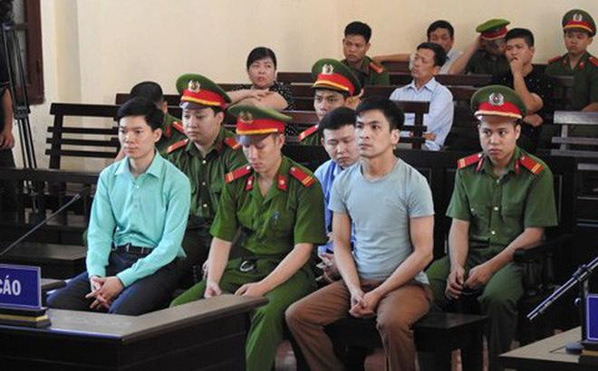 Xét xử BS Hoàng Công Lương vụ chạy thận tại BVĐK Hòa Bình. Ảnh: Infonet