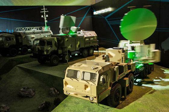 Hệ thống tác chiến điện tử của Nga đang được coi là vũ khí cản chân Mỹ tấn công Syria.