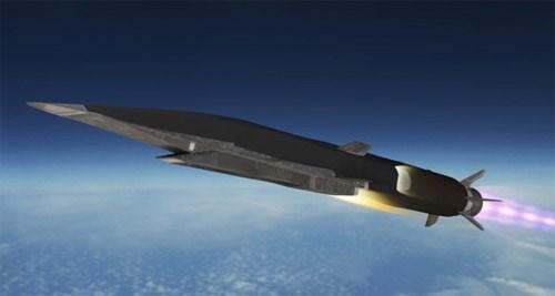 Tên lửa Zircon bay cực nhanh không thể đánh chặn.