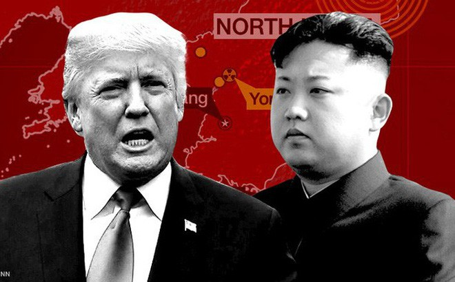 Thượng đỉnh Mỹ và Triều Tiên đã bắt đầu diễn ra tại Singapore. Ảnh: Reuters