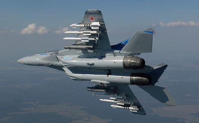Máy bay MiG-35 của Nga. Ảnh: Trí thức trẻ