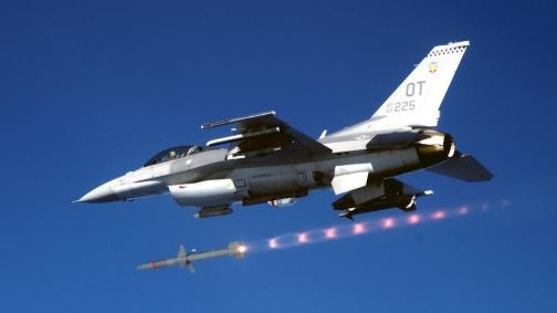 Tên lửa Mỹ có thể chọc thủng mọi radar đối phương. Ảnh: Lao động