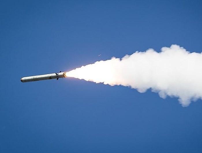 Tên lửa hành trình Kalibr tiếp tục được Nga điều sang Syria. Ảnh: ANTĐ