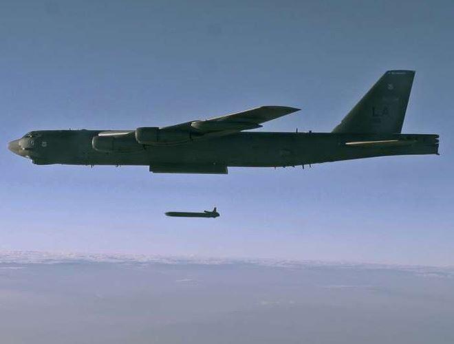 Tên lửa hành trình của Mỹ có khả năng bắn xa 2.500km. Ảnh: ANTĐ