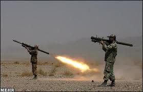 Tên lửa MANPADS của Nga tại chiến trường Syria. Ảnh: Lao động