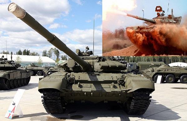 Xe tăng của Nga được nâng cấp thành vũ khí siêu mạnh, siêu nhanh.
