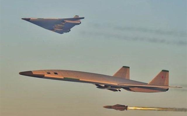 Máy bay ném bom của Nga sẽ được tích hợp tên lửa siêu xa. Ảnh: QĐND