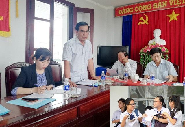 Tỉnh Bạc Liêu cũng đang cho kiểm tra lại điểm số sau sự cố nâng điểm tại Hà Giang.