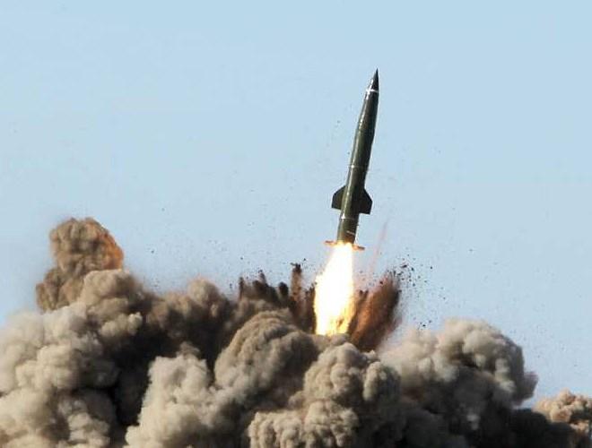 Tên lửa Syria do Nga cung cấp đã thoát tử nhanh chóng trước đòn đánh chặn của Israel. Ảnh minh họa