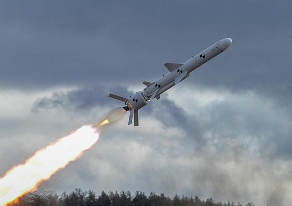 Tên lửa Trung Quốc có sức mạnh ghê gớm vừa được thử nghiệm. Ảnh minh họa