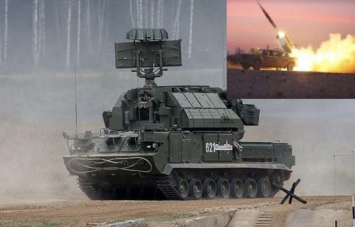 Hệ thống tên lửa Tiêu chuẩn bậc nhất của Nga.