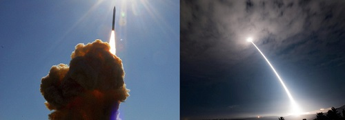 Tên lửa mạnh nhất của Mỹ buộc phải tự hủy sau khi phóng thử nghiệm.