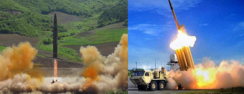 Hệ thống đánh chặn tên lửa Mỹ tiếp tục được tích hợp thêm một tầng phòng thủ vô cùng lợi hại.