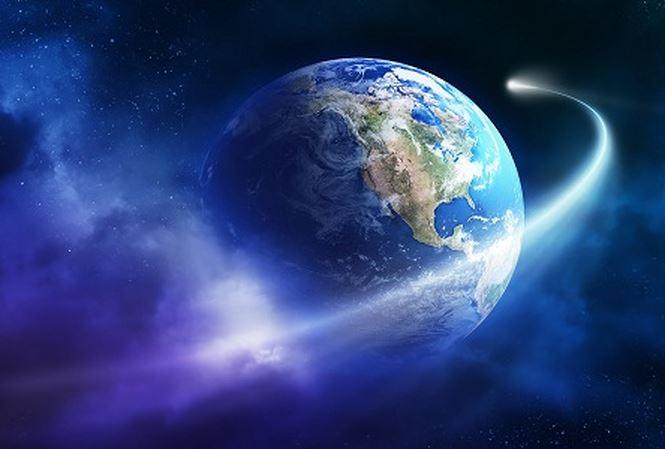Nếu Trái đất ngừng quay các cơn cuồng phong sẽ xuất hiện và cuốn mọi thứ