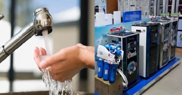 Máy lọc nước không ''thần thánh'' như quảng cáo người dùng nên thận trọng khi lựa chọn