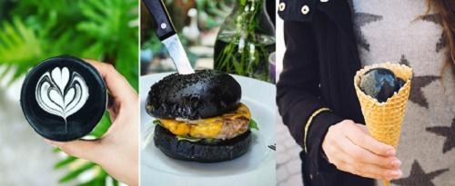 Thực phẩm chứa than hoạt tính hoàn toàn không có lợi cho sức khỏe