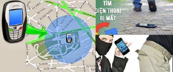 Khi điện thoại Samsung bị mất hoặc bị trộm cắp người dùng hoàn toàn có thể dùng định vị để tìm lại thiết bị