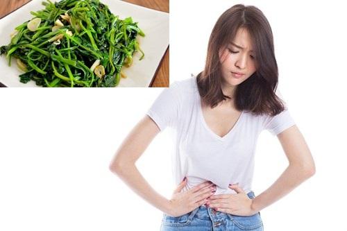 Ăn rau muống sai cách có thể tiềm ẩn nhiều nguy cơ cho sức khỏe