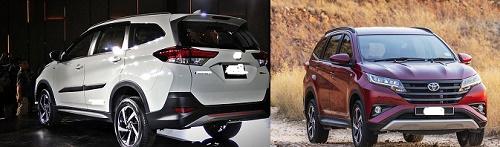 Xe Toyota Rush 2019 dù sở hữu nhiều tính năng tốt nhưng cũng nhiều nhược điểm