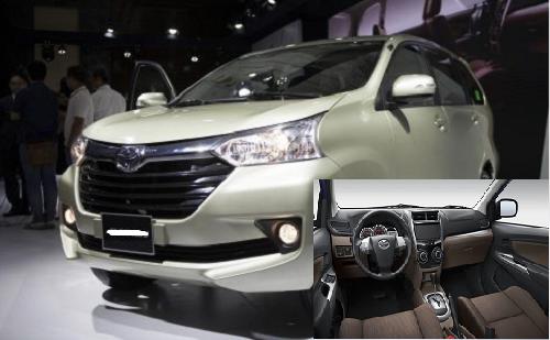 Xe ô tô Toyota Avanza 2018-2019 cũng lộ nhiều nhược điểm