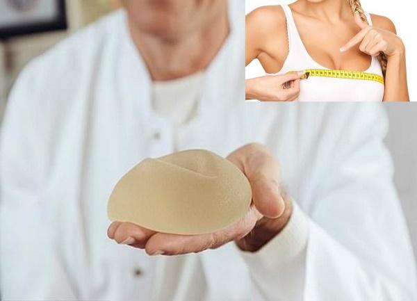 Dùng miếng độn ngực silicone có thể mắc ung thư ác tính