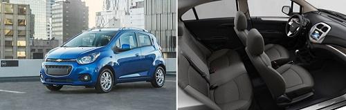 Xe Chevrolet Spak sở hữu nhiều ưu điểm nhưng vẫn lộ nhiều nhược điểm cần khắc phục