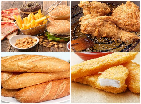 Những thực phẩm có thể làm tăng nguy cơ ung thư nếu ăn nhiều