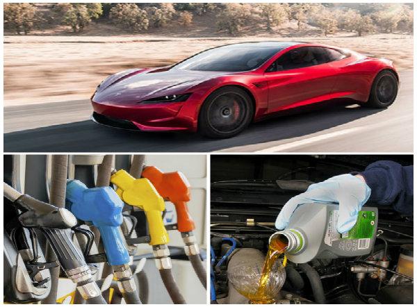Đổ nhầm nhiên liệu ô tô vô cùng nguy hiểm nên thận trọng