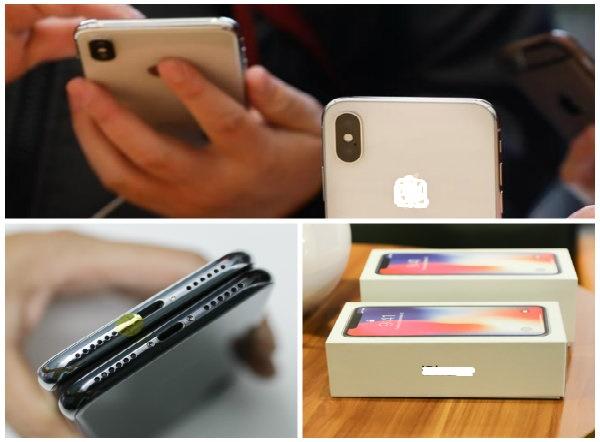 Khi mua iPhone X cũ cần đặc biệt lưu ý kẻo mua phải hàng ''rởm''