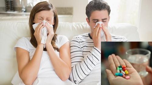 Không nên lạm dụng thuốc điều trị cúm vì có thể gây nguy hiểm