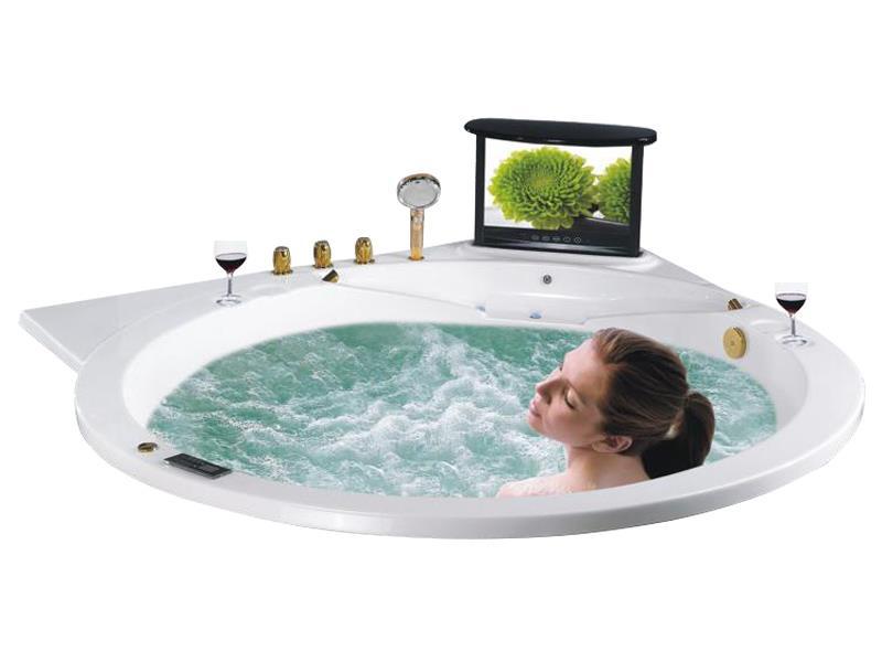 Nên thận trọng khi sử dụng bồn tắm masage