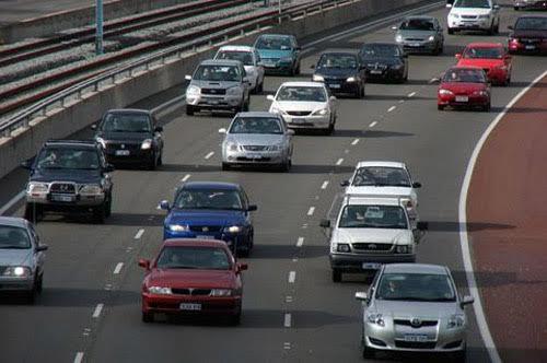 Lái xe trên cao tốc nếu không giữ khoảng cách an toàn có thể mất mạng bất cứ lúc nào