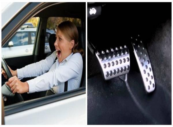 Kẹt chân ga ô tô nguy hiểm tính mạng cần xử lý thận trọng