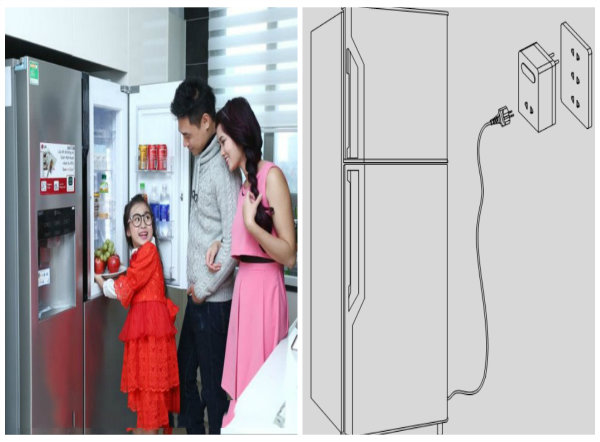 Mới mua tủ lạnh về người tiêu dùng thường mắc sai lầm