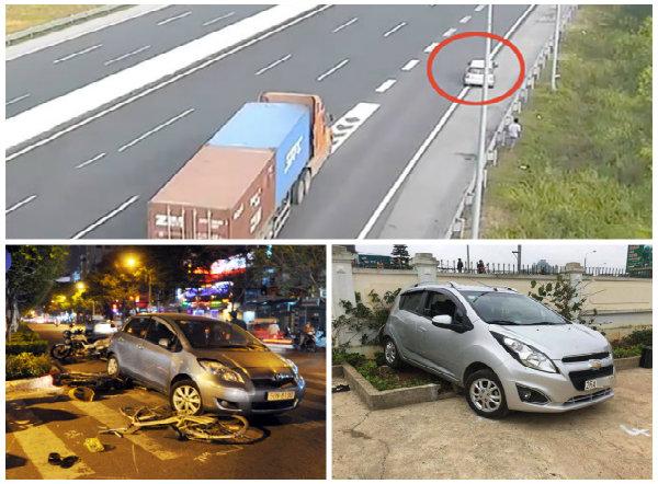 Nhiều dòng xe gây nguy hiểm khi lùi tài xế chớ bỏ qua. Ảnh minh họa