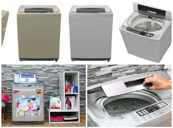 Máy giặt cửa trên có nhiều nhược điểm nên biết trước khi mua