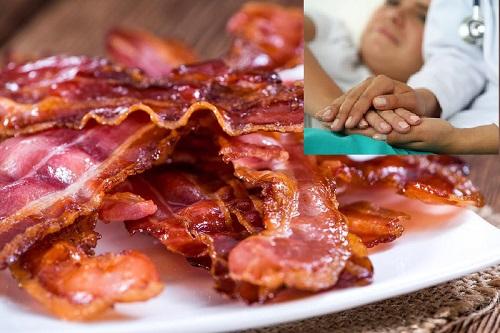 Ăn nhiều thịt xông khói có thể mắc loạt bệnh ung thư