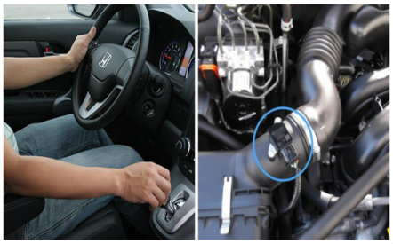 Ô tô bị òa ga sẽ rất nguy hiểm nếu không xử lý kịp thời