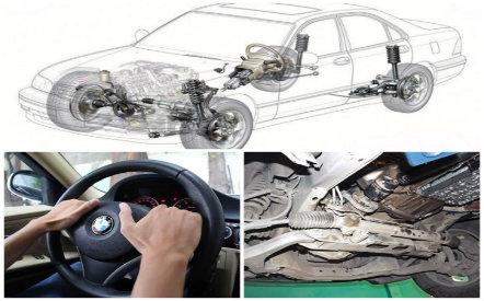 Hệ thống lái ô tô là bộ phận quan trọng nếu hư hỏng sẽ nguy hiểm khó lường
