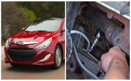 Động cơ ô tô bị rung giật rất nguy hiểm nếu không được xử lý kịp thời