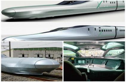 Tàu cao tốc ALFA-X của Nhật Bản sở hữu công nghệ vượt trội