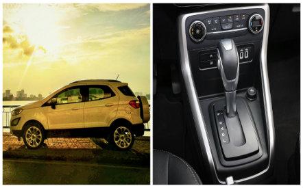 Xe Ford EcoSport 2018 lộ nhiều nhược điểm khi dùng nên cân nhắc mua